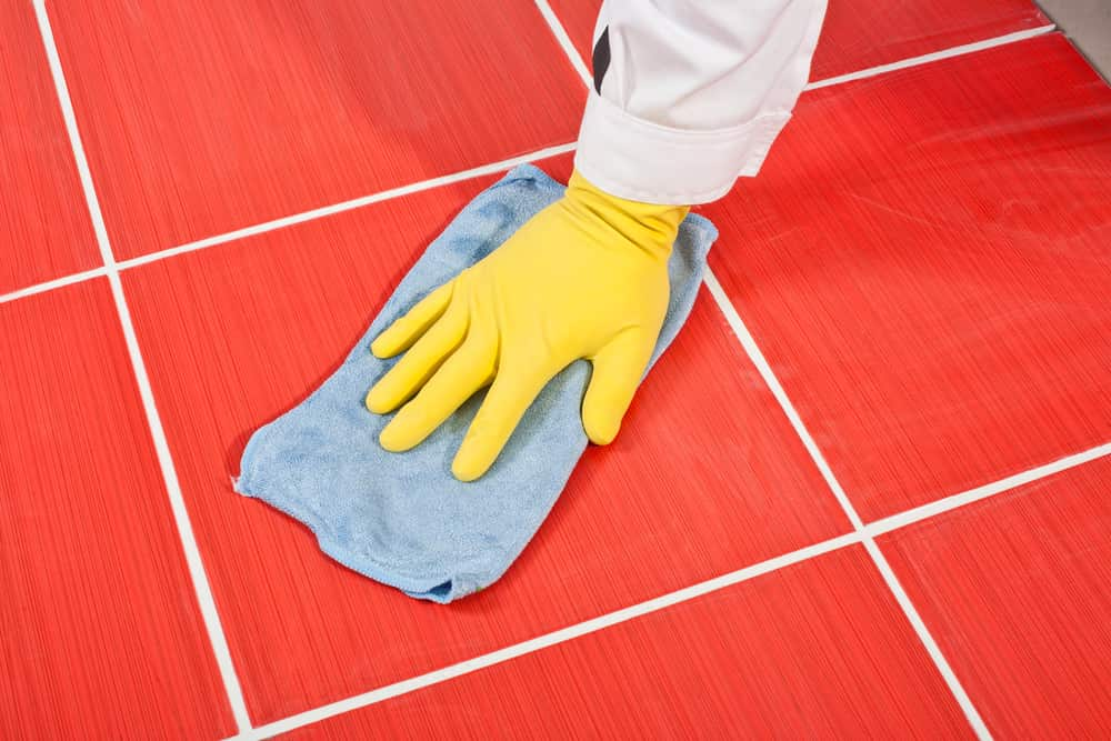 Make Your Floors Look Good As New With Tile & Grout Cleaning